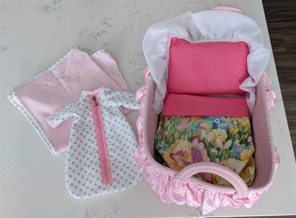 Catherine Scott verified customer review of My Baby Blanket Sleeper 15 Doll Clothes Pattern