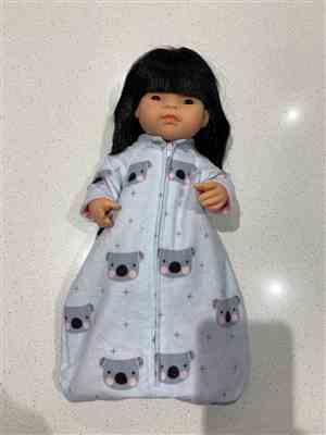 Helen G. verified customer review of My Baby Blanket Sleeper 15 Doll Clothes Pattern