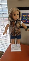 Kathleen C. verified customer review of Puffer Vest 18 Doll Clothes Pattern