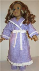 Pam Hunt verified customer review of Pajama Party Bathrobes 18 Doll Clothes Pattern