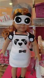 Pixie Faire Panda Dreams 18 Doll Clothes Pattern Review