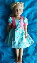 Peggy Q. verified customer review of Fab Forties 18 Doll Clothes Pattern