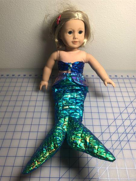 Pixie Faire A Mermaid Tale 18 Doll Clothes Review