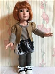 Margaret S. verified customer review of Shinjuku Starlet Jacket 18 Doll Clothes Pattern