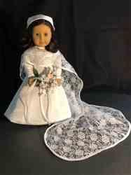 Sewbig verified customer review of Wedding Day 1978 18 Doll Clothes Pattern