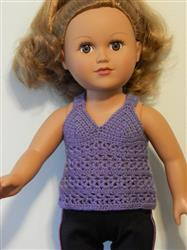 Carli D. verified customer review of Beach Tank Crochet Pattern