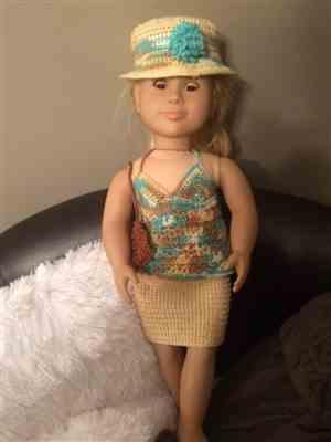 Shirley Badner verified customer review of Beach Tank Crochet Pattern