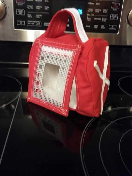 Rebecca Goode verified customer review of Pet Carrier 18 Doll Accessory Pattern
