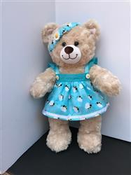 Pixie Faire Bear E. Lovebug Pattern for Build-A-Bear Dolls Review