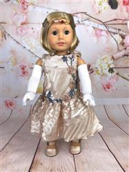 Lori R. verified customer review of The Little Flapper Dress 18 Doll Clothes Pattern