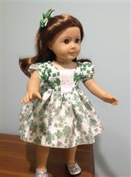 Kathleen O. verified customer review of Juliette Party Dress 18 Doll Clothes Pattern