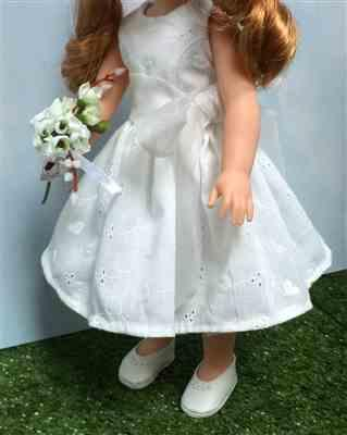 Michele Groberman verified customer review of The Versatility Dress 14-14.5 Doll Clothes Pattern