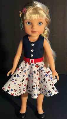 Sewbig verified customer review of The Versatility Dress 14-14.5 Doll Clothes Pattern
