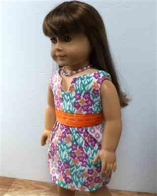 Michele Groberman verified customer review of Tulippe Dress 18 Doll Accessories