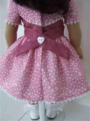 agseamstress verified customer review of 50s N Saturdays Best 18 Doll Clothes Pattern