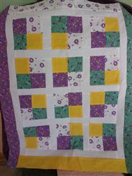 Linda Y. verified customer review of Rosie's Windows 18 Doll Quilt Pattern
