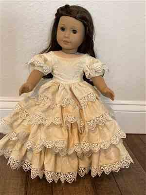 Hannahreesedd verified customer review of 1850s Promenade 18 Doll Clothes Pattern