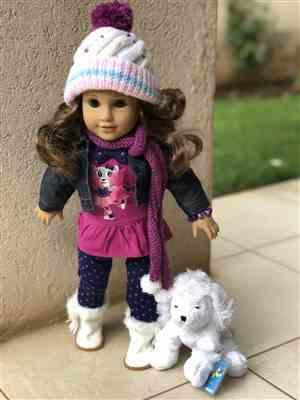 Hannah W verified customer review of Swirly Cupcake Beanie 18 Doll Knitting Pattern