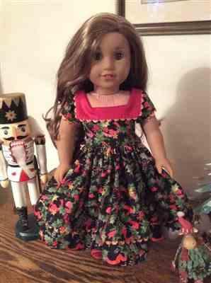 Diane Cornell verified customer review of Little Miss Bertha 18 Doll Clothes