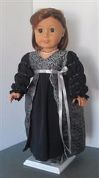 Gretchen*Jones verified customer review of Georgiana 1812 Regency Gown 18 Doll Clothes Pattern