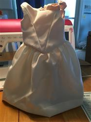 "LEA E. verified customer review of Statement in Taffeta dress 18"" Doll Clothes"