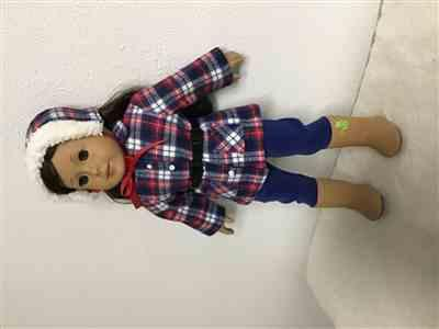 Becky Christianson verified customer review of Riding Jacket 18 Doll Clothes Pattern