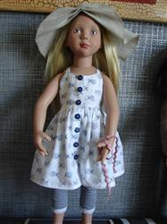 Pixie Faire Endless Summer Halter Dress and Top 18 Doll Clothes Review