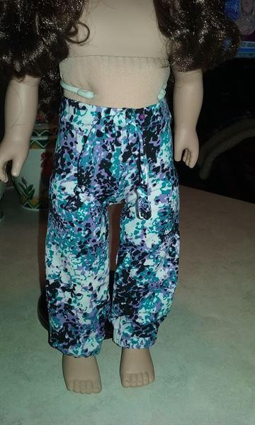 Christine Brown verified customer review of Chuba Pants 18 Doll Clothes