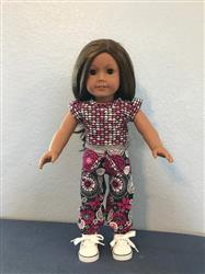 Debbie G. verified customer review of Chuba Pants 18 Doll Clothes