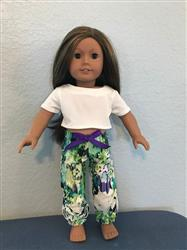 Pixie Faire Chuba Pants 18 Doll Clothes Review