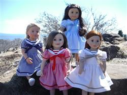 Andrea W. verified customer review of Sailorette 18 Doll Clothes