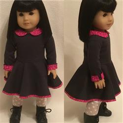 Kathi verified customer review of Wear Anywhere Dress 18 Doll Clothes Pattern