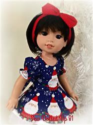 Julie H. verified customer review of Faerie Faye 14.5 Doll Clothes Pattern