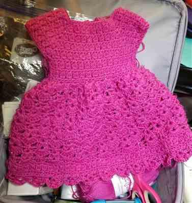 Bobbi Florence verified customer review of Spring Petal Dress Crochet Pattern