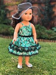 Anne-Marie S. verified customer review of Heat Wave Halter Dress & Top 18 Doll Clothes