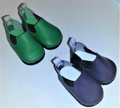 Kathy Norton verified customer review of Chelsea Ankle Boots 18 Doll Shoes