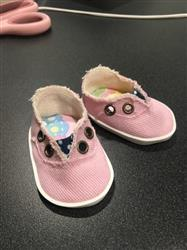 Mary W. verified customer review of Lake Shore Slip-Ons 18 Doll Shoes