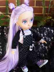 MELANIE C. verified customer review of Piccadilly PJs Pattern for Disney Animators' Dolls