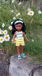 Tina J. verified customer review of Skinny Jeans and Shorts Pattern for Les Cheries and Hearts For Hearts Girls Dolls