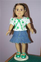 Joy S. verified customer review of Gigi 18 Doll Clothes Pattern