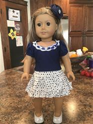 ginnie verified customer review of Gigi 18 Doll Clothes Pattern