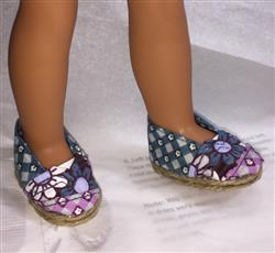 Ruth R. verified customer review of JANES Shoes 13-14.5 Inch Doll Clothes Pattern