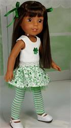 Shirley Fomby verified customer review of Popsicle Top 14.5 Doll Clothes Pattern