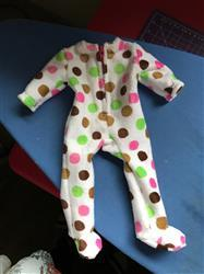 Shelly T. verified customer review of Footie Jammies 14.5 Doll Clothes Pattern