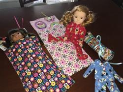Erin R. verified customer review of Footie Jammies 14.5 Doll Clothes Pattern