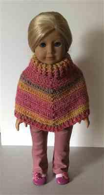 Guylaine Gagnon  verified customer review of Chunky Poncho Crochet Pattern