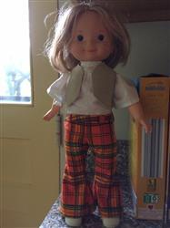 Pixie Faire Hip-Hugger Bell Bottoms 18 Doll Clothes Review