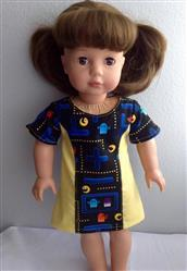 Carly Gebert verified customer review of Sunshine Dress 18 Doll Clothes Pattern