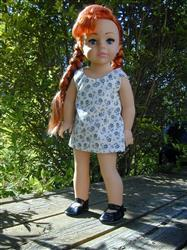 Niki verified customer review of Sunshine Dress 18 Doll Clothes Pattern
