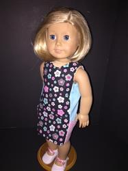 Sewbig verified customer review of A Stitch In My Side Pocket Dress 18 Doll Clothes Pattern